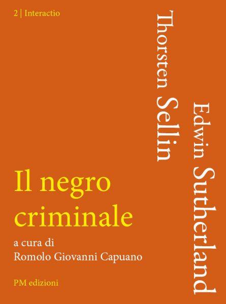 Il negro criminale