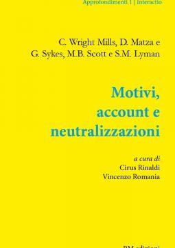 Motivi account e neutralizzazioni
